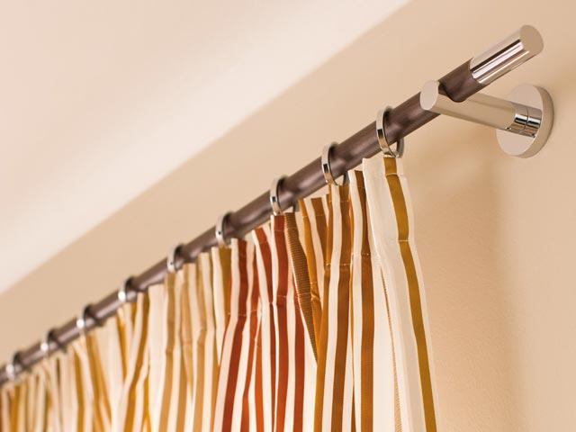 gardinen mit stange